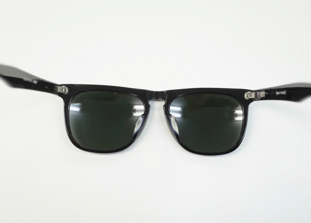 VINTAGE RAY-BAN BAUSCH&LOMB社製 TRADITIONALS HUDSON(#01) 54□17 サングラス MADE IN USA USED