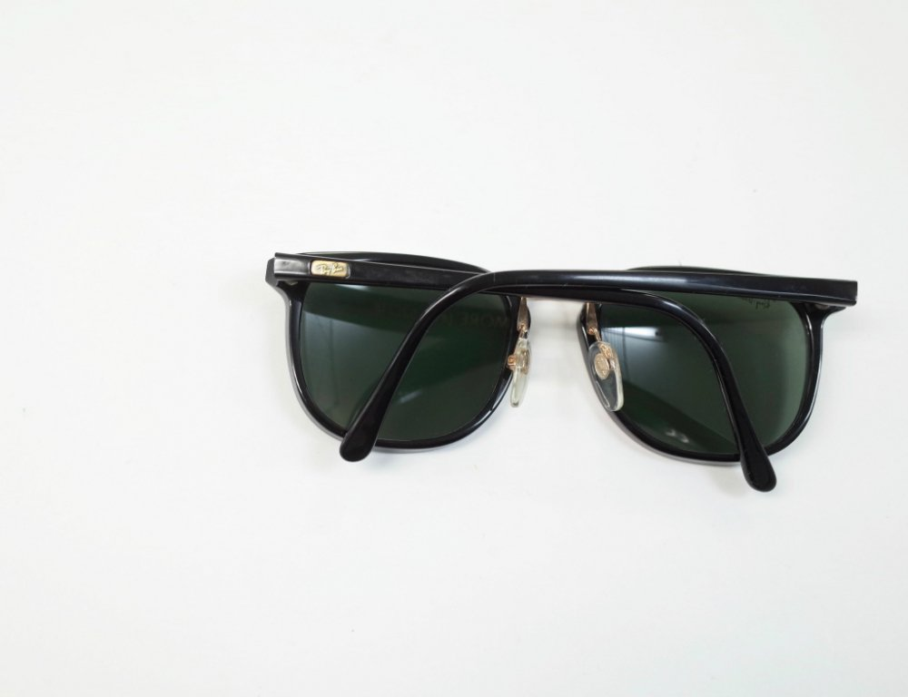 VINTAGE RAY-BAN BAUSCH&LOMB社製 TRADITIONALS PALTIMORE(#15) 52□18 サングラス MADE IN USA USED