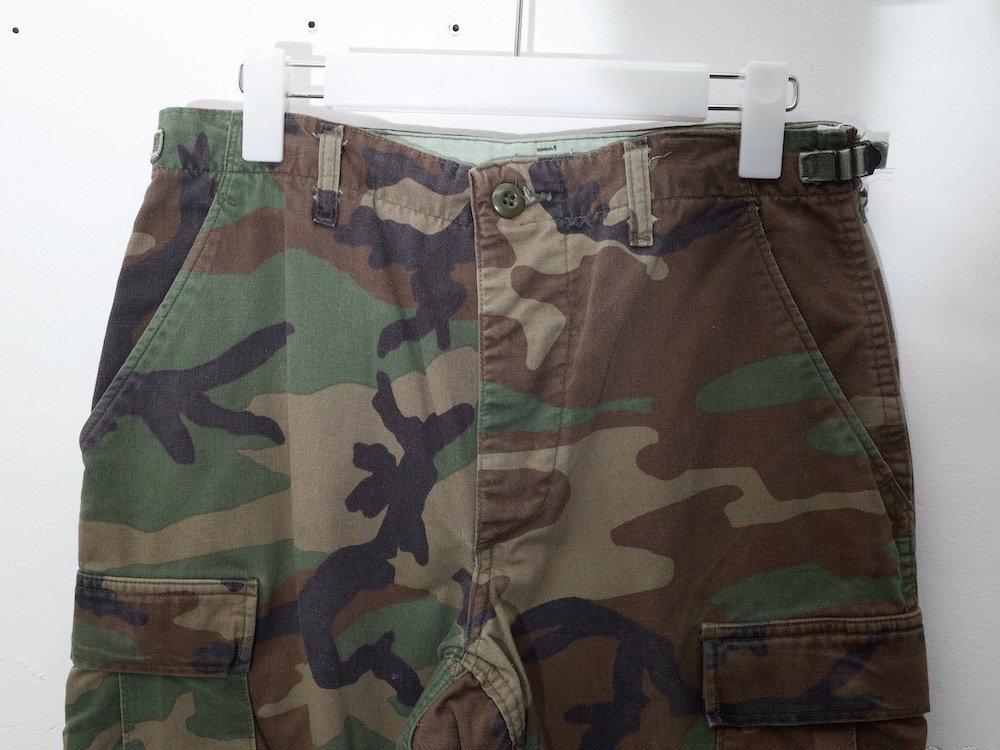 VINTAGE 90's U.S.ARMY BDU カーゴパンツ USED