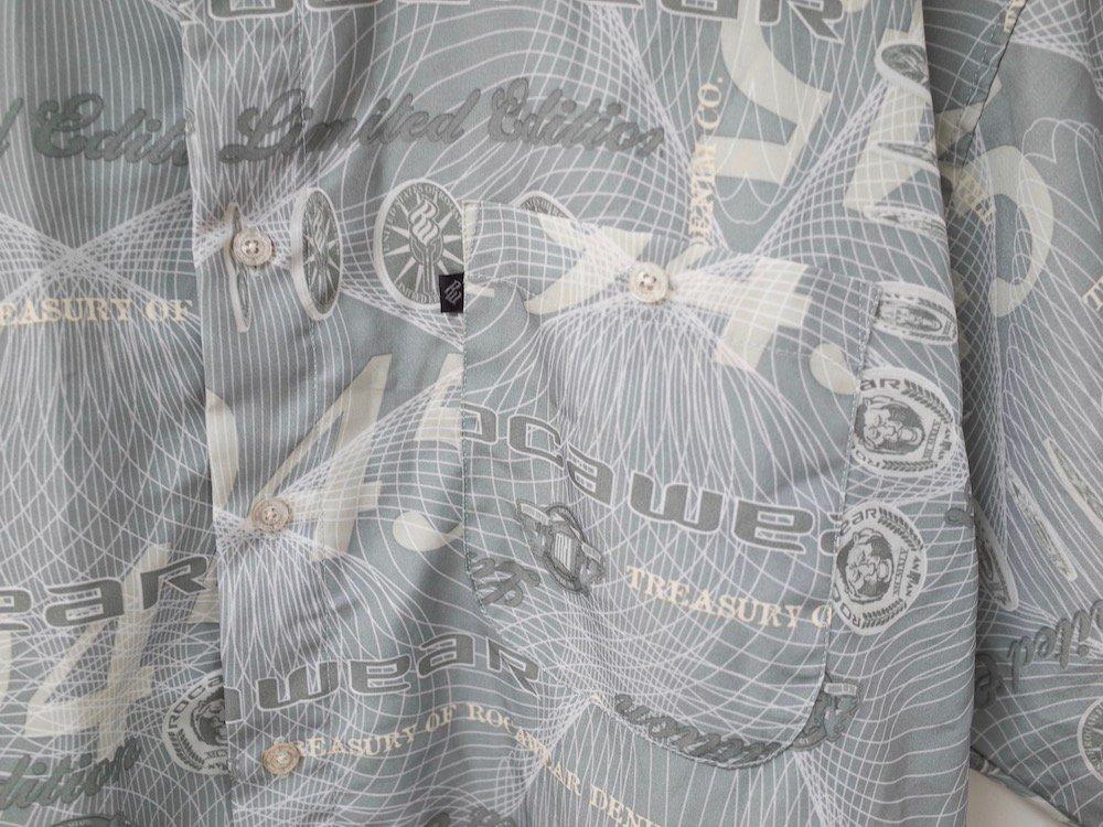ROCAWEAR ロカウェア ロゴシャツ  USED