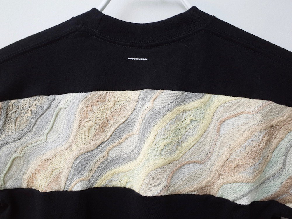 SOTA JAPAN × SEW UP REMAKE COOGI  TEE black Mサイズ
