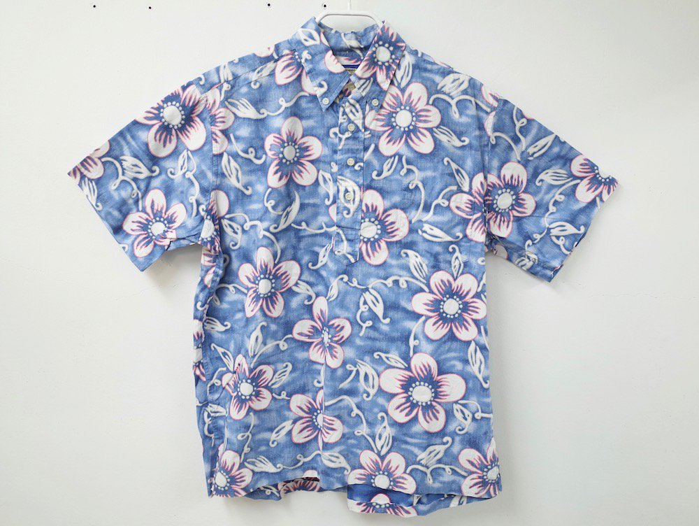 Vintage 90s Phil Edwards by Reyn Spooner アロハシャツ MADE IN HAWAII USED