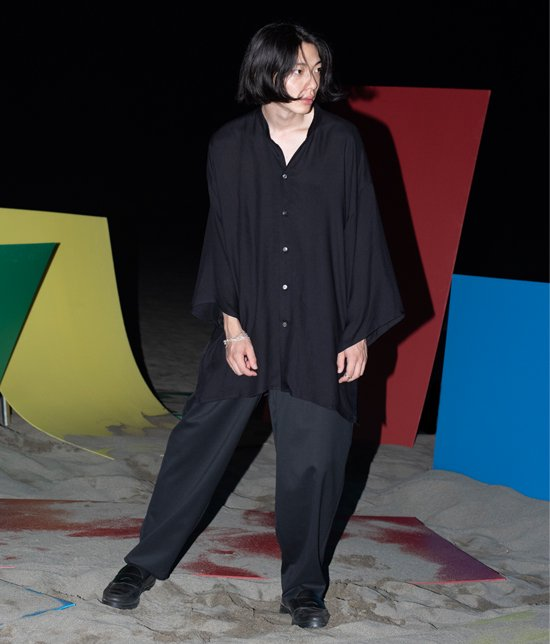 <img class='new_mark_img1' src='https://img.shop-pro.jp/img/new/icons20.gif' style='border:none;display:inline;margin:0px;padding:0px;width:auto;' />THEE kimono sleeve shirts TV-SH-06 着物スリーブシャツ