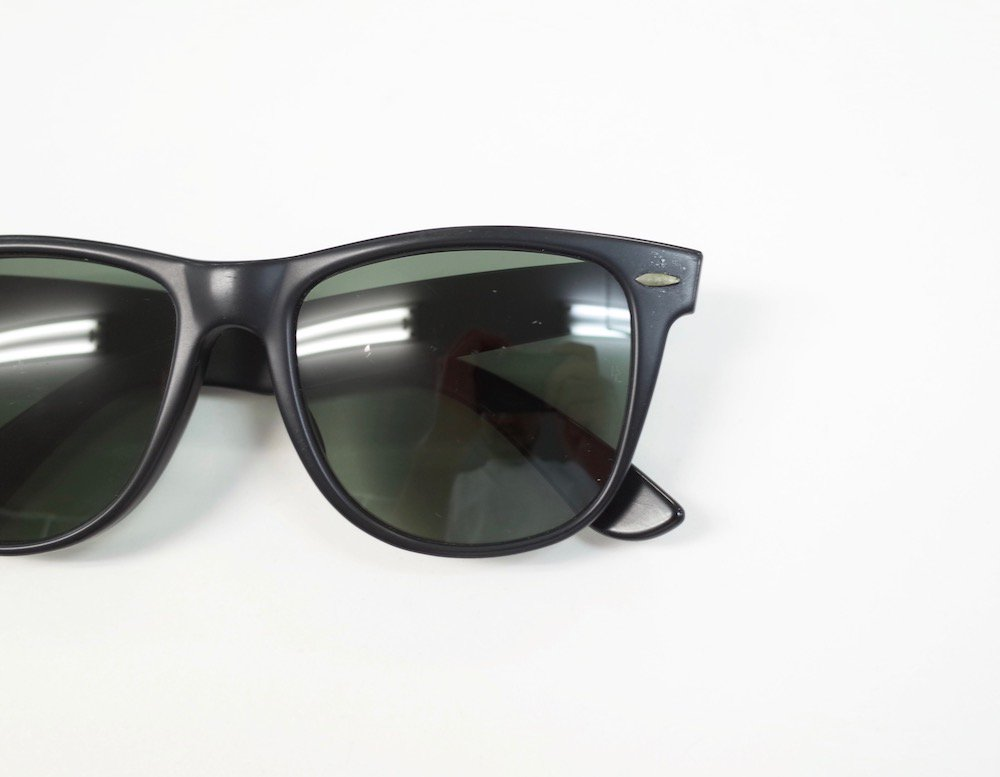 VINTAGE RAY-BAN BAUSCH&LOMB社製 WAYFARER2  サングラス MADE IN USA USED
