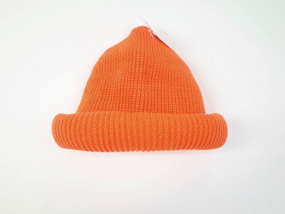 ROTHCO ロスコ アクリル リブ ワッチキャップ Blaze Orange MADE IN USA