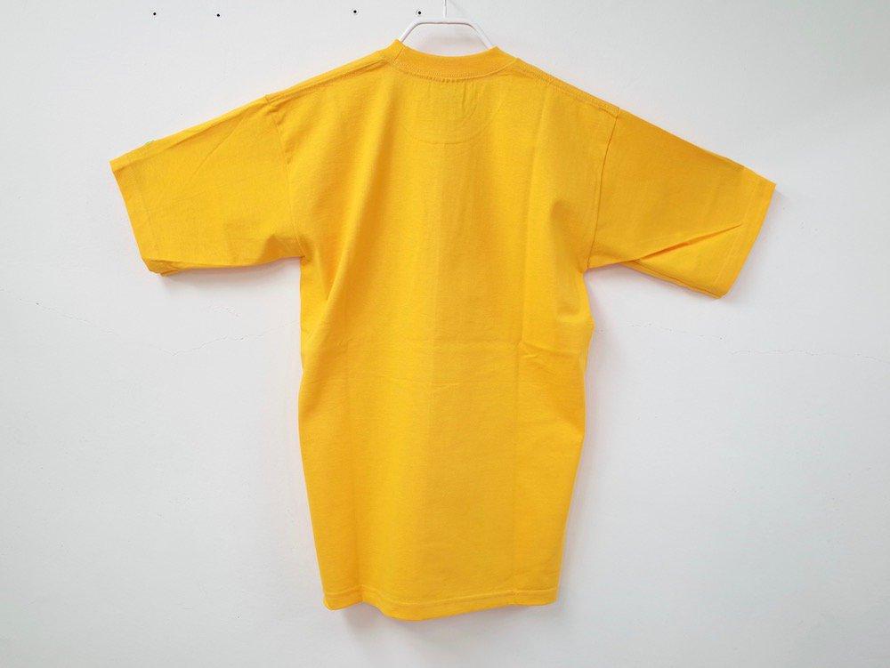 PRO CLUB  6.4オンス ヘビーウェイトコットン Tシャツ gold