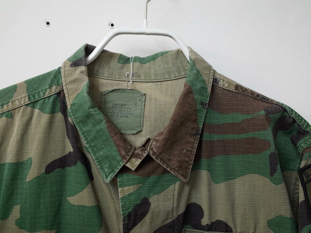Vintage U.S.ARMY BDU Shirts BDU シャツ USED