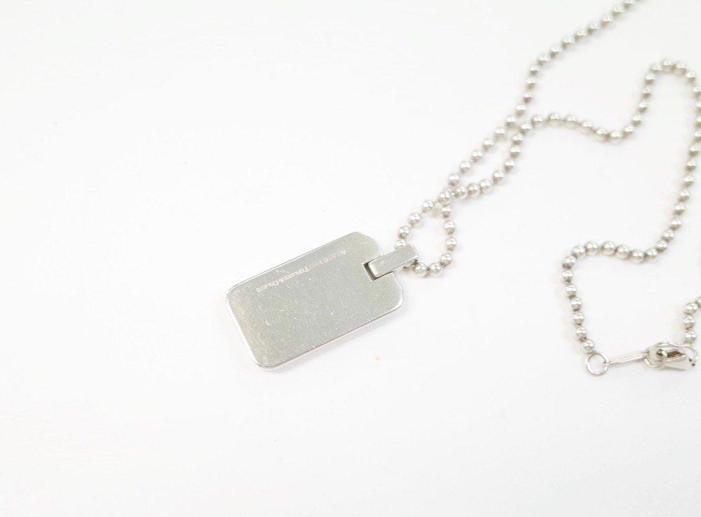 Tiffany & Co  ティファニー アトラス ネックレス silver925  USED