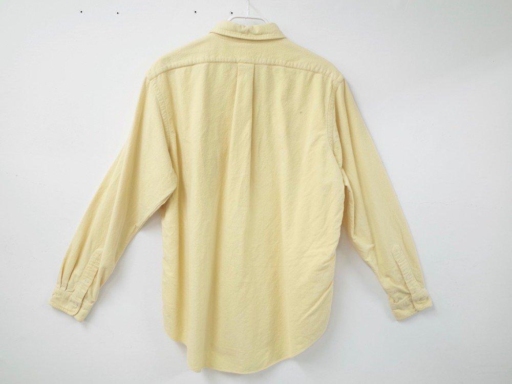 ポロラルフローレン  BD ワンポイント フランネルシャツ USED