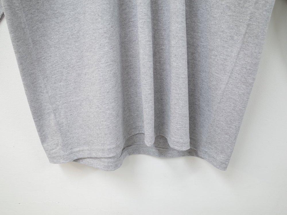 PRO CLUB  6.4オンス ヘビーウェイトコットン L/S Tシャツ grey