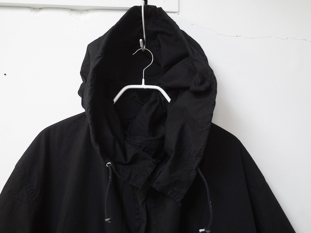 VINTAGE  U.S.ARMY SNOW CAMO PARKA フィッシュテールパーカ BLACK OUT