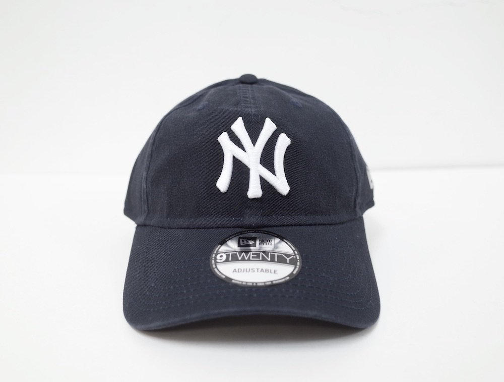 <img class='new_mark_img1' src='//img.shop-pro.jp/img/new/icons15.gif' style='border:none;display:inline;margin:0px;padding:0px;width:auto;' />New Era 9Twenty Adustable  New York Yankees  キャップ