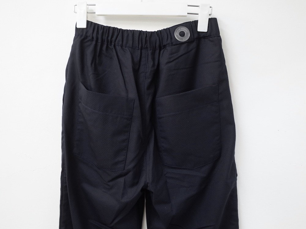<img class='new_mark_img1' src='//img.shop-pro.jp/img/new/icons15.gif' style='border:none;display:inline;margin:0px;padding:0px;width:auto;' />DROLE DE MONSIEUR BUTTONED TAPERED PANTS パンツ USED