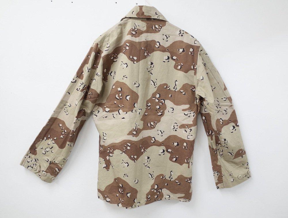 Vintage U.S.ARMY 80s BDU Shirts BDU シャツ USED