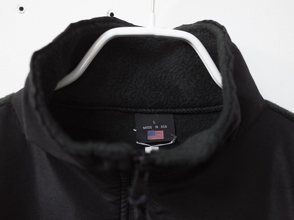 INS by SEW UP  RED LINE FLEECE JACKET