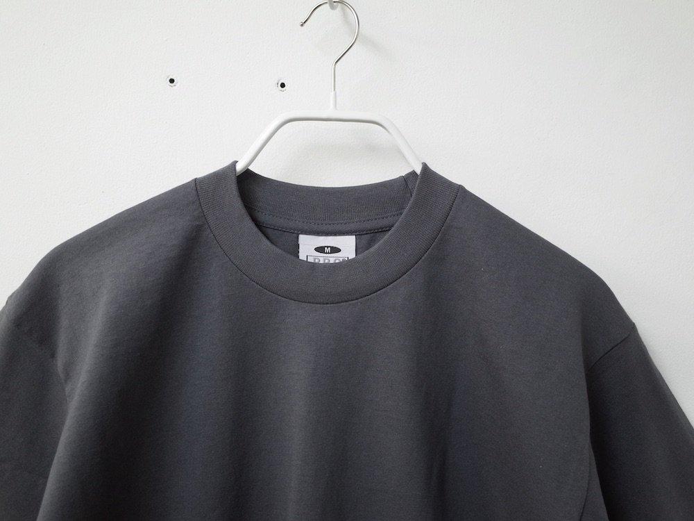 PRO CLUB  6.4オンス ヘビーウェイトコットン L/S Tシャツ c.grey