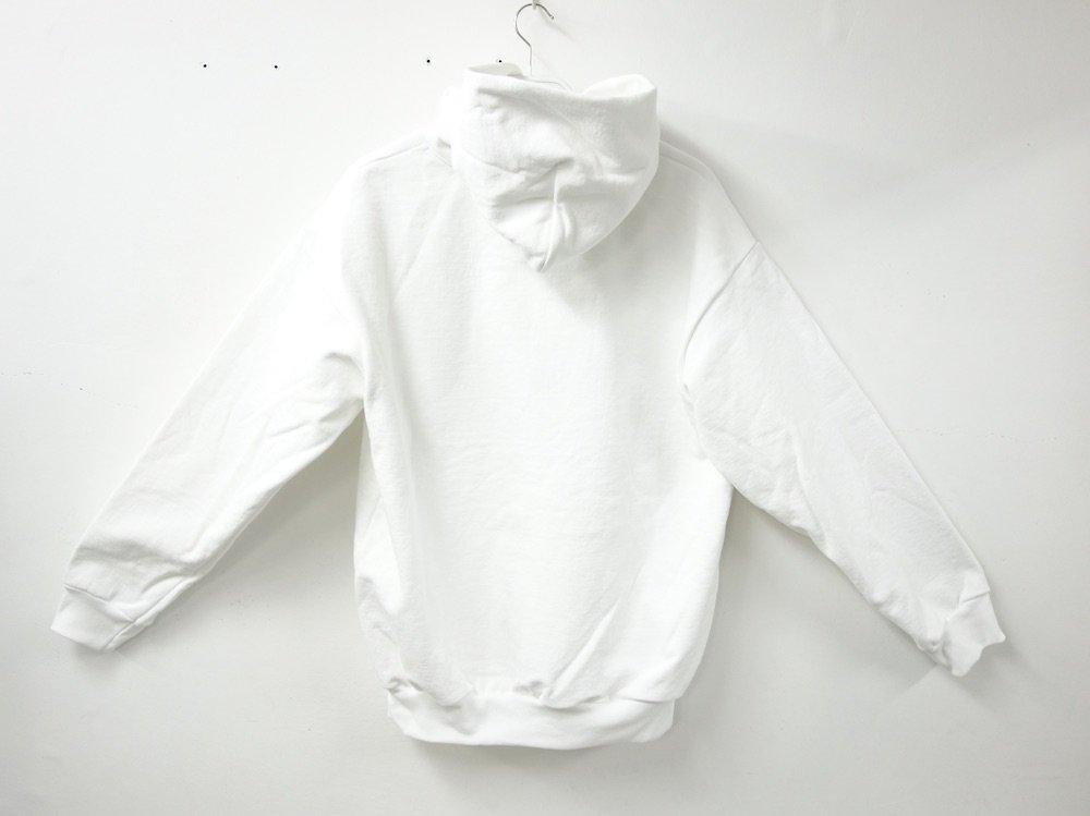 LOS ANGELES APPAREL  14オンス  スウェットパーカ USA製 white