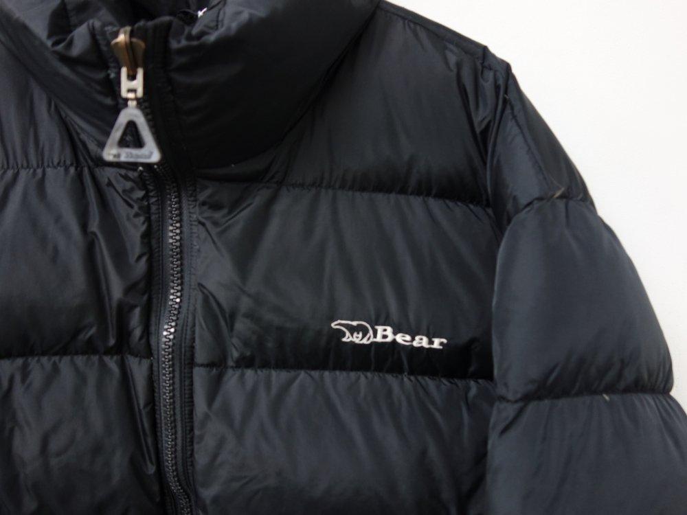 Vintage 90s Bear USA  リバーシブル ダウンジャケット USED