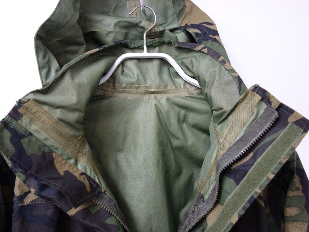 イギリス軍実物 GORE-TEX ジャケット USED