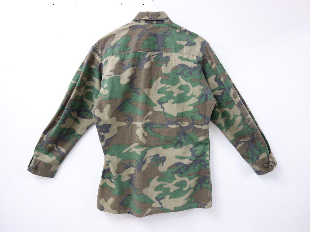 VINTAGE 70s U.S.ARMY ベトナム ジャングル ファティーグ ジャケット USED