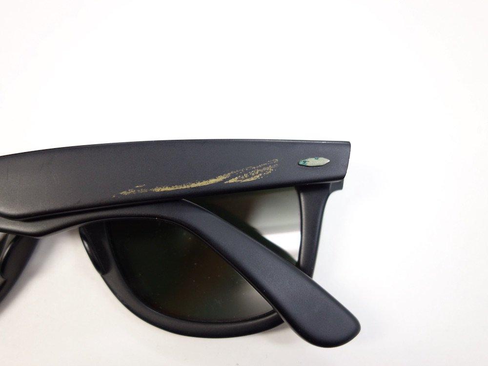 VINTAGE RAY-BAN BAUSCH&LOMB社製 WAYFARER  サングラス MADE IN USA USED