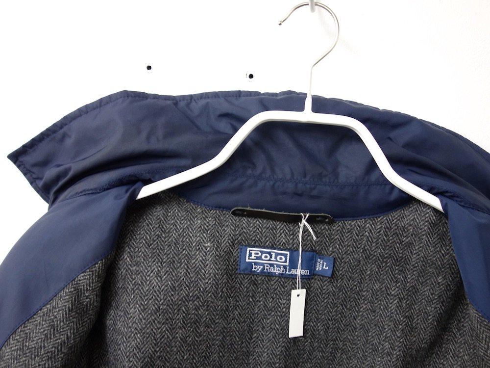ポロラルフローレン  キルティングジャケット USED