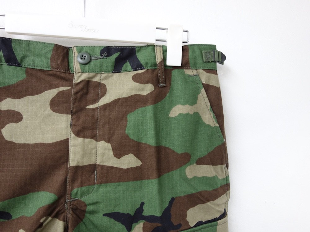 PROPPER COTTON RIPSTOP BDU カーゴショーツ camo