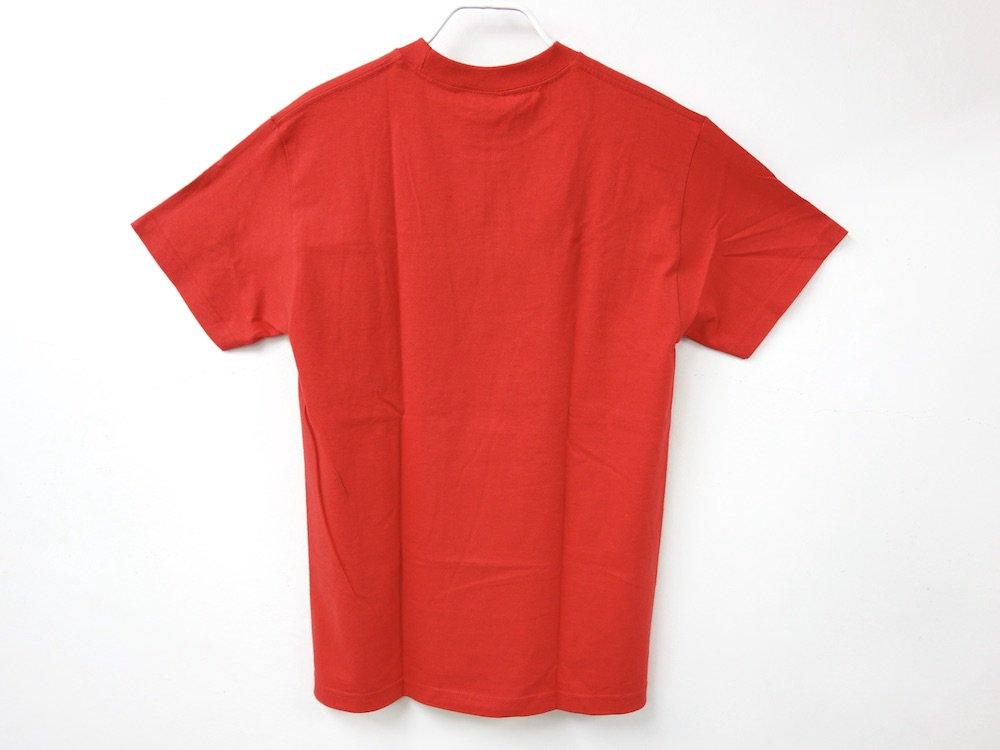 IRAK LOGO Tシャツ red