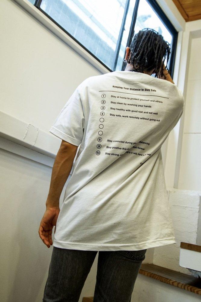 『日本の医療現場を守る』チャリティーTシャツ