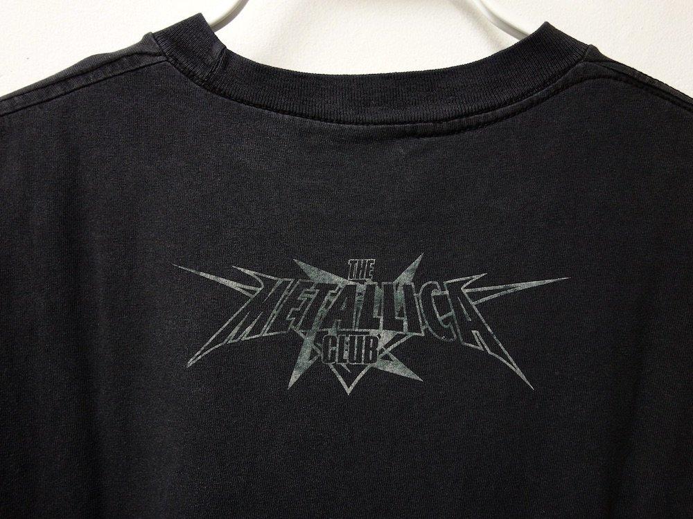 BAND TEE オフィシャルライセンス METALICA Tシャツ  USED