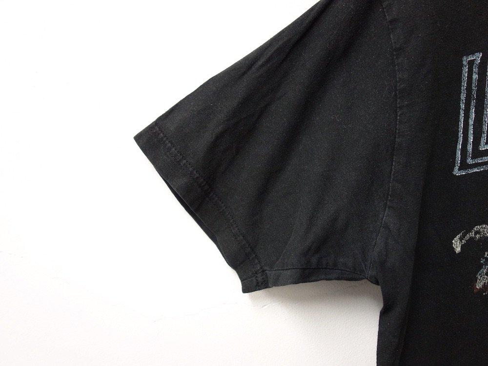BAND TEE オフィシャルライセンス LED-ZEPPELIN Tシャツ  USED