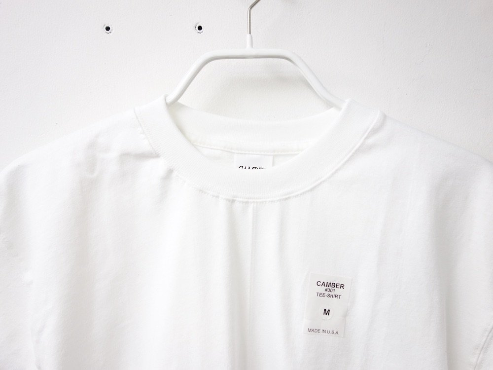 CAMBER   8oz.  Max Weight  Tシャツ USA製