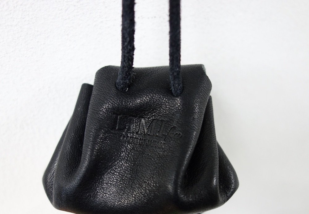 LIMI feu  レザーネックレス  日本製 USED