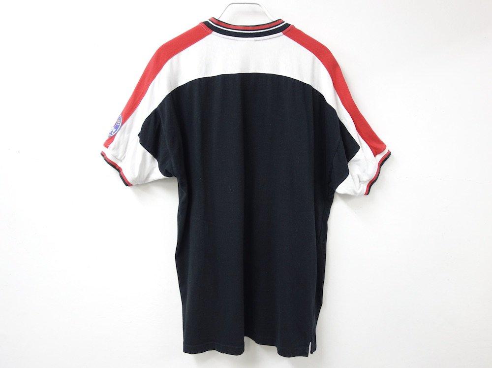 Disney オフィシャル フットボールTシャツ #2 USED