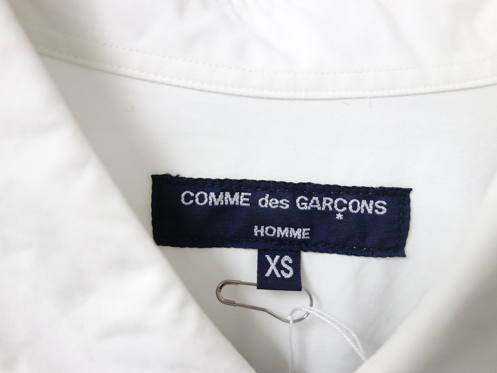 <img class='new_mark_img1' src='https://img.shop-pro.jp/img/new/icons15.gif' style='border:none;display:inline;margin:0px;padding:0px;width:auto;' />COMME des GARCONS HOMME  切り返しシャツ AD2016 日本製 USED