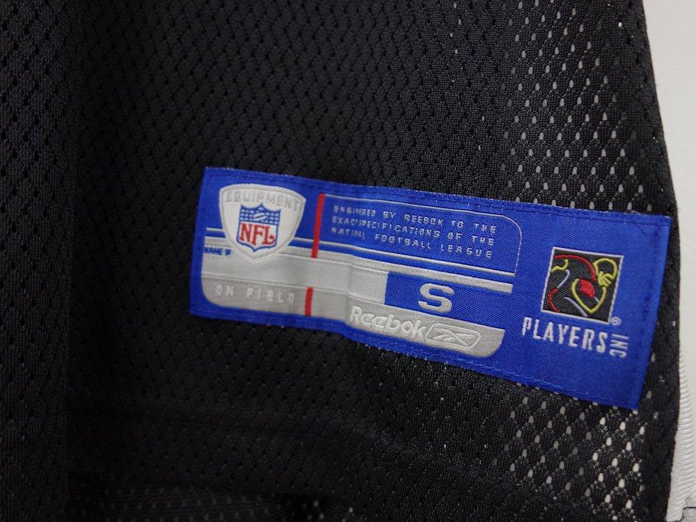 <img class='new_mark_img1' src='https://img.shop-pro.jp/img/new/icons15.gif' style='border:none;display:inline;margin:0px;padding:0px;width:auto;' />REEBOK NFL Cincinnati Bengals フットボールジャージー USED