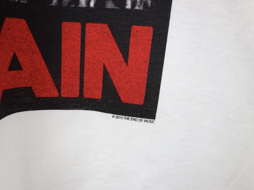 <img class='new_mark_img1' src='https://img.shop-pro.jp/img/new/icons15.gif' style='border:none;display:inline;margin:0px;padding:0px;width:auto;' />Kurt Cobain オフィシャル Tシャツ