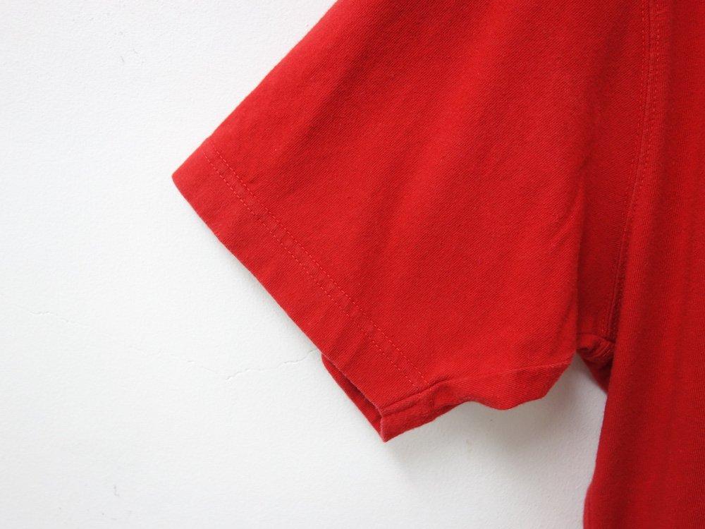 ハロッズ オフィシャル ロゴ刺繍 Tシャツ  USED