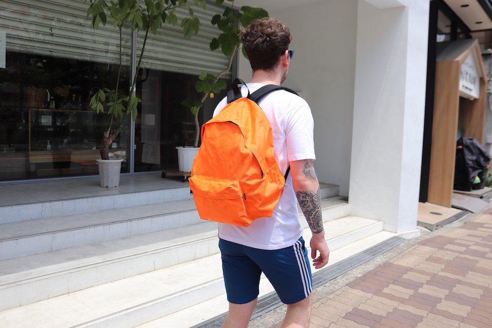 <img class='new_mark_img1' src='https://img.shop-pro.jp/img/new/icons15.gif' style='border:none;display:inline;margin:0px;padding:0px;width:auto;' />PACKING Backpack orange