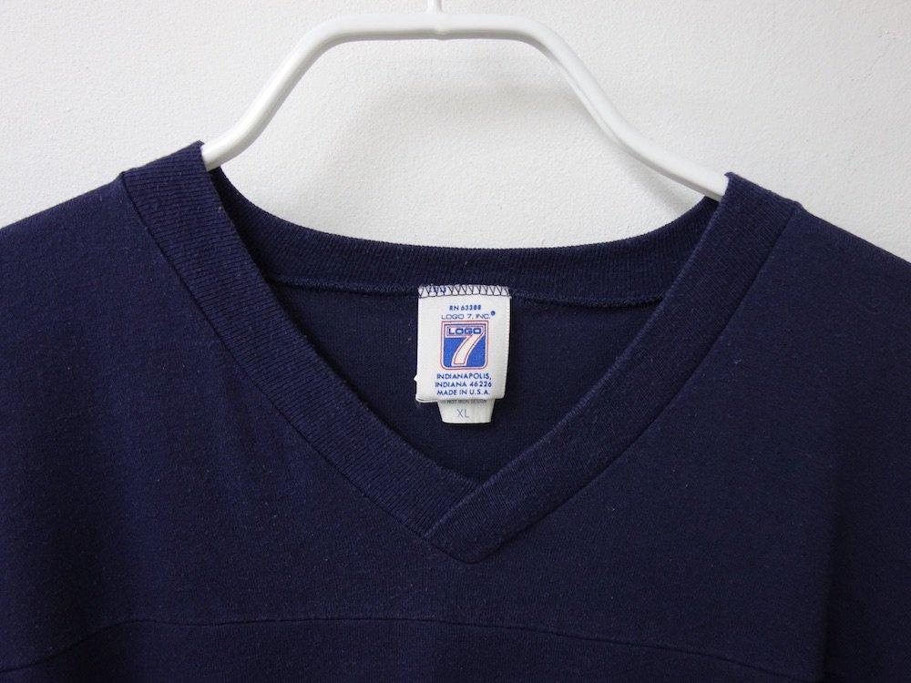 <img class='new_mark_img1' src='https://img.shop-pro.jp/img/new/icons15.gif' style='border:none;display:inline;margin:0px;padding:0px;width:auto;' />NFL New York Giants フットボールTシャツ USA製 USED