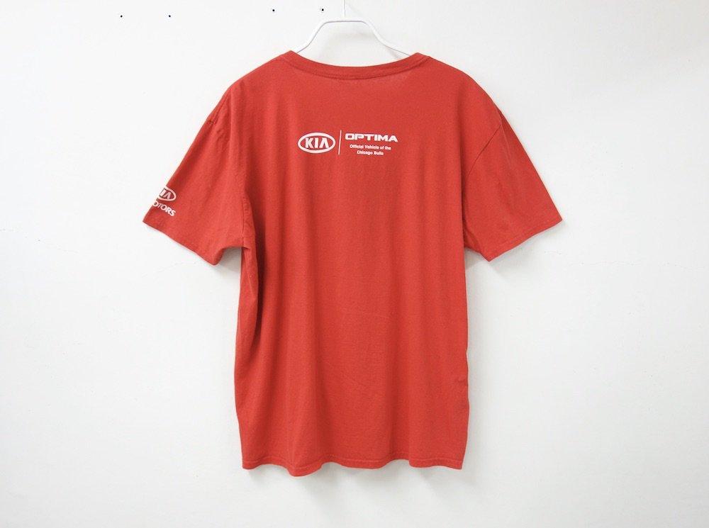 NBA Chicago Bulls Tシャツ USED