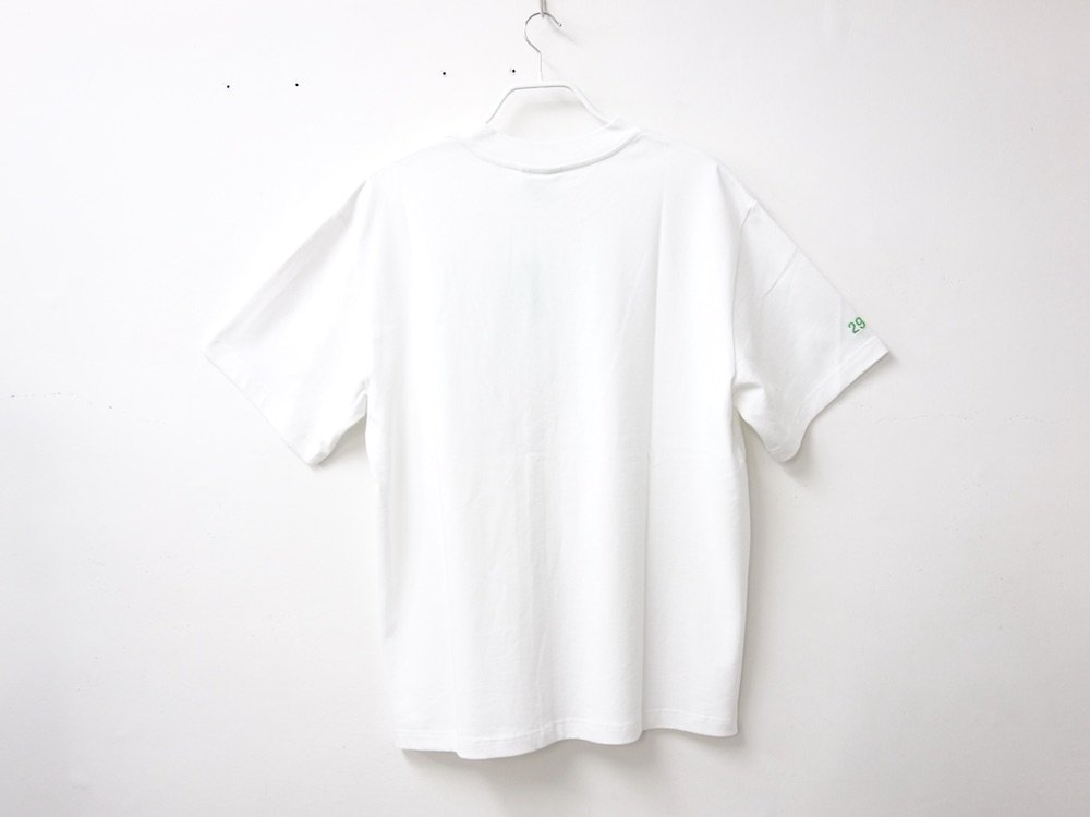 <img class='new_mark_img1' src='https://img.shop-pro.jp/img/new/icons15.gif' style='border:none;display:inline;margin:0px;padding:0px;width:auto;' />COLLAPSING MARKET S/S Tシャツ white