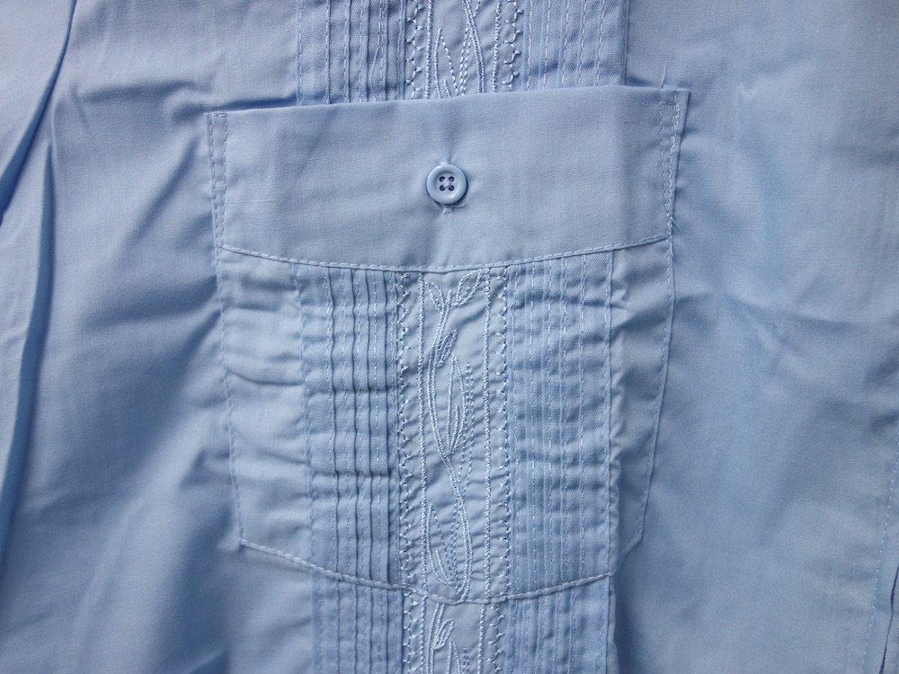 CUBA SHIRT  刺繍 シャツ NEW