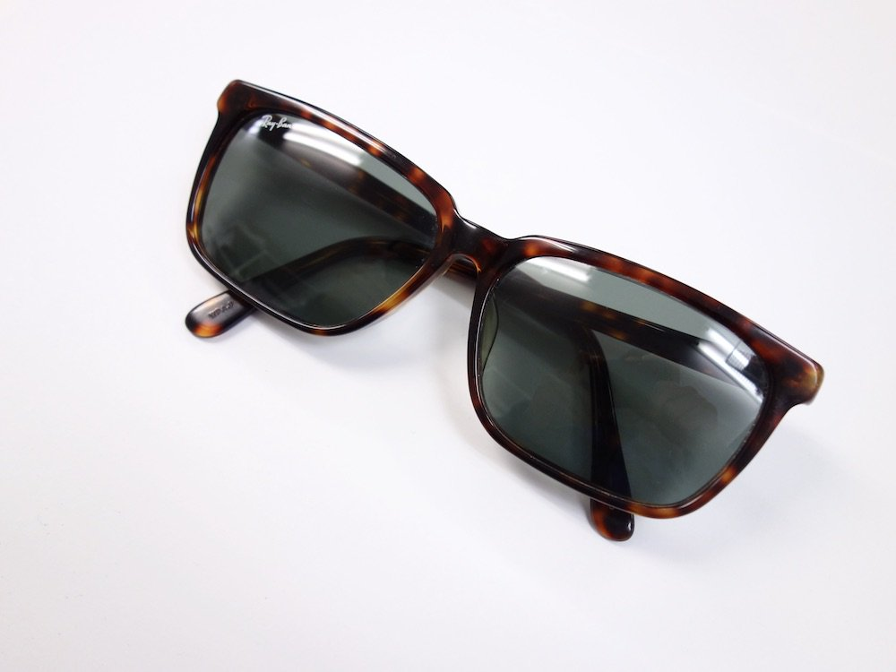 VINTAGE RAY-BAN BAUSCH&LOMB社製 TRADITIONALS MADISON(#06) 58□15 サングラス MADE IN USA USED