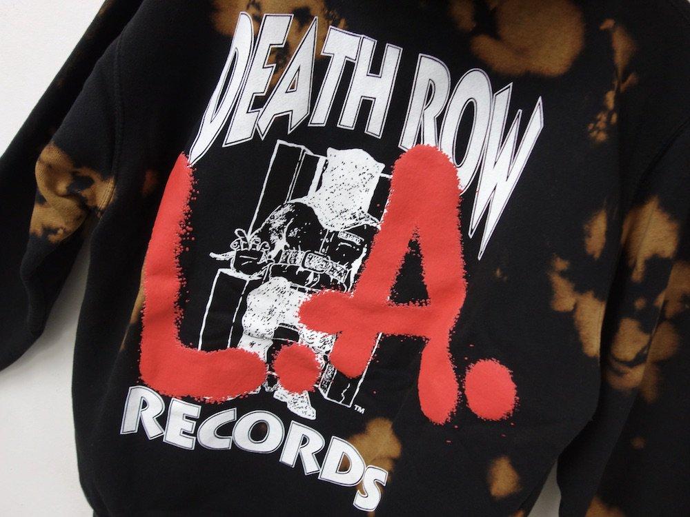 <img class='new_mark_img1' src='https://img.shop-pro.jp/img/new/icons15.gif' style='border:none;display:inline;margin:0px;padding:0px;width:auto;' />海外限定 Death Row Records タイダイ   オフィシャル パーカ