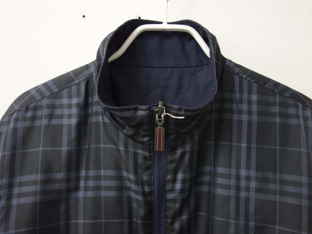 <img class='new_mark_img1' src='https://img.shop-pro.jp/img/new/icons15.gif' style='border:none;display:inline;margin:0px;padding:0px;width:auto;' />BURBERRY GOLF バーバリー  リバーシブル ブルゾン USED