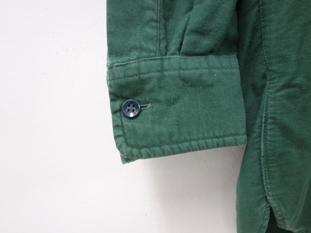 <img class='new_mark_img1' src='https://img.shop-pro.jp/img/new/icons15.gif' style='border:none;display:inline;margin:0px;padding:0px;width:auto;' />VINTAGE 70'S L.L.Bean フランネル ワーク シャツ MADE IN USA USED