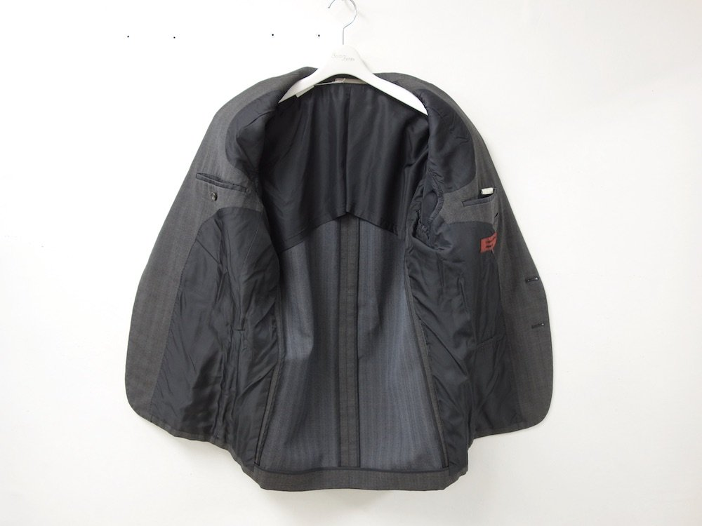 <img class='new_mark_img1' src='https://img.shop-pro.jp/img/new/icons15.gif' style='border:none;display:inline;margin:0px;padding:0px;width:auto;' />COMME des GARCONS HOMME  DEUX スーツ  セットアップ AD1992 日本製  USED