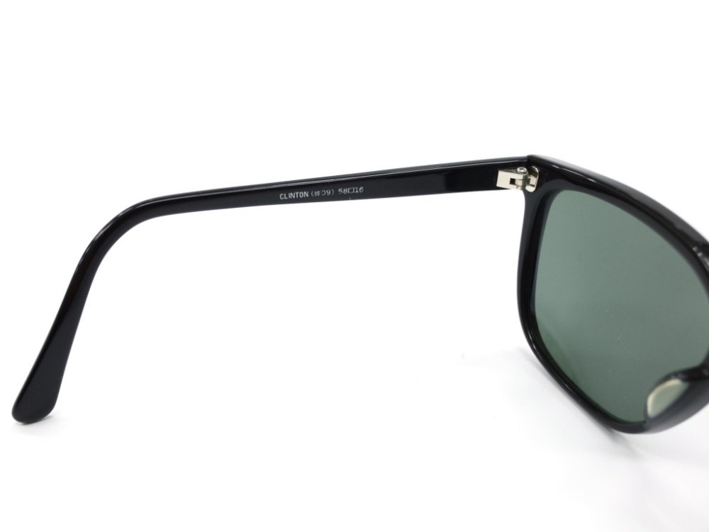 B&L社製 1990'S RAY-BAN TRADITIONALS CLINTON(#09) 58□16