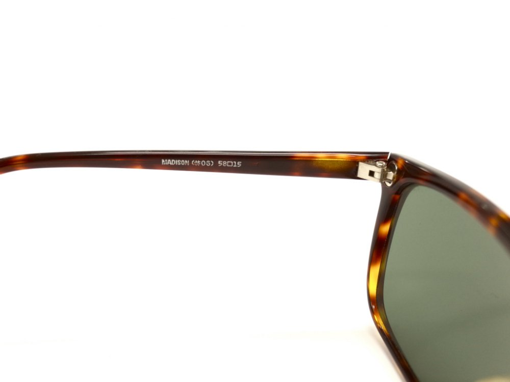 B&L社製 1990'S RAY-BAN TRADITIONALS MADISON(#06) 58□15 MADE IN USA